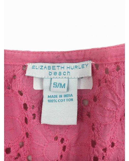 Kaftan Elizabeth Hurley Beach Infantil Rosa