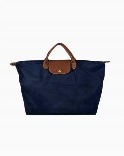 Longchamp Le Pliage Travel XL Azul