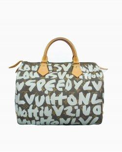 Louis Vuitton Speedy Grafitti