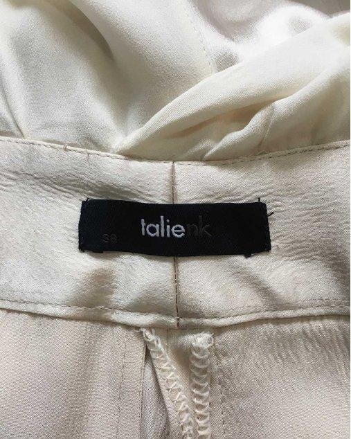 Macacão Talie NK Off White
