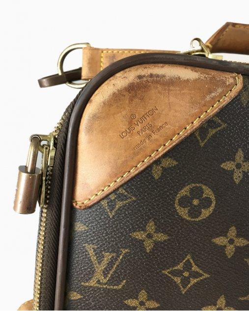 Mala Louis Vuitton Monograma de Rodinhas