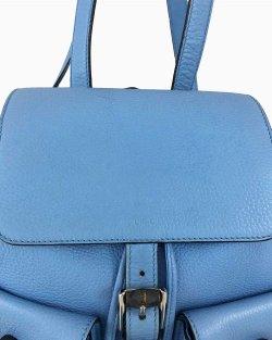 Mochila Gucci Bamboo Azul