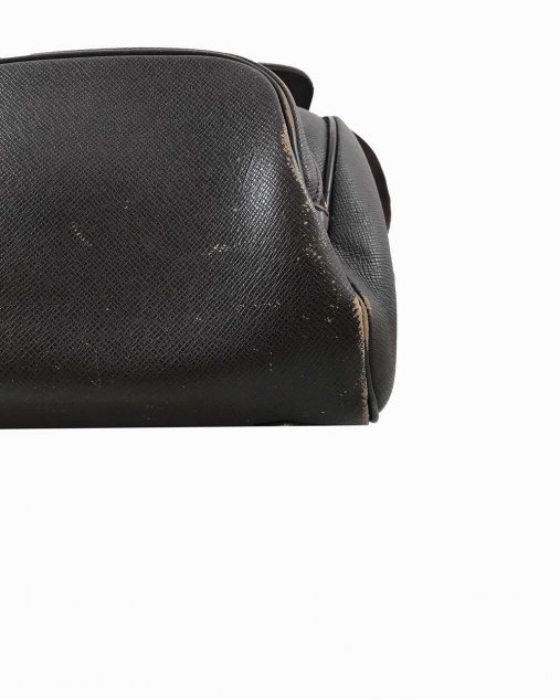 Mochila Louis Vuitton Taiga Couro Burgundy