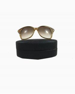 Óculos Balenciaga Edition Dourado
