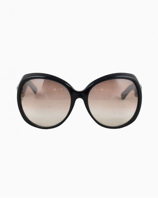 Óculos Bottega Veneta Acetato Preto