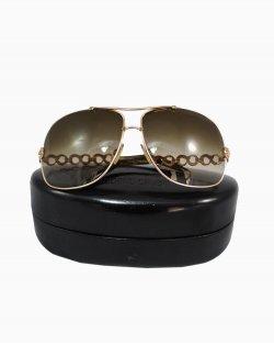 Óculos Cavalli Dourado
