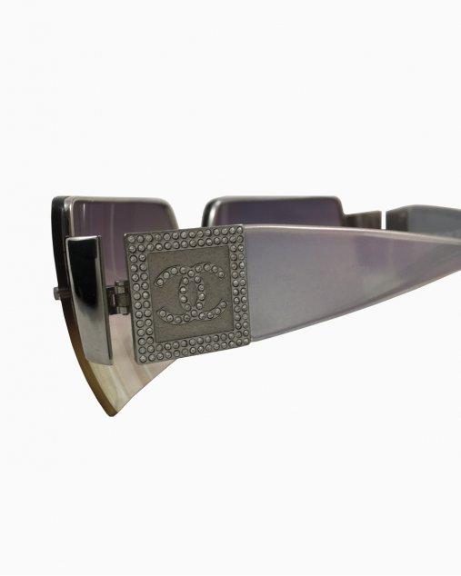 Óculos Chanel Vintage Espelhado