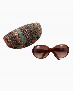 Óculos de Sol Fume Missoni