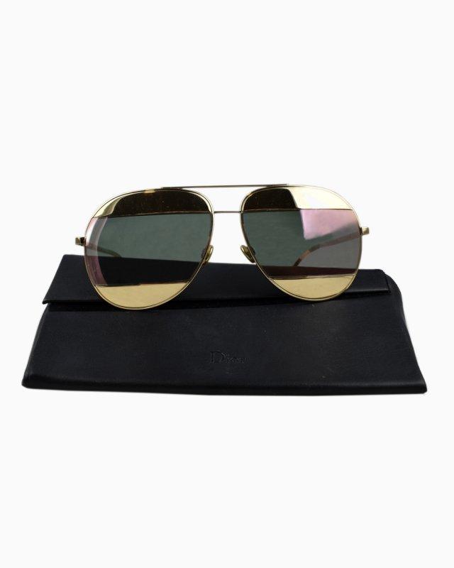 Óculos Christian Dior Rosa