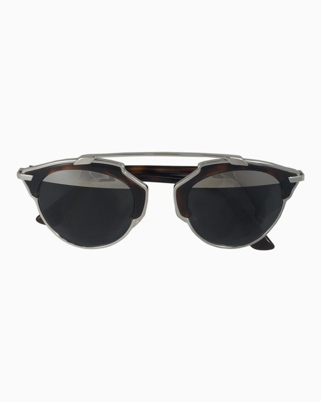 Óculos Dior So Real tartaruga