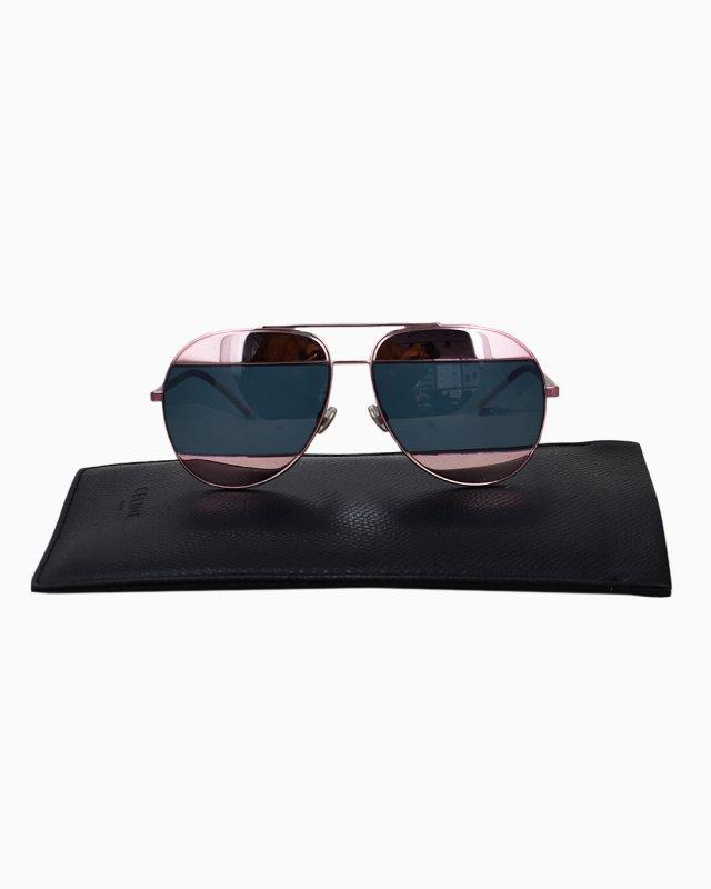 Óculos Dior Split Rosa