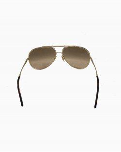 Óculos Dolce & Gabbana Aviador Dourado