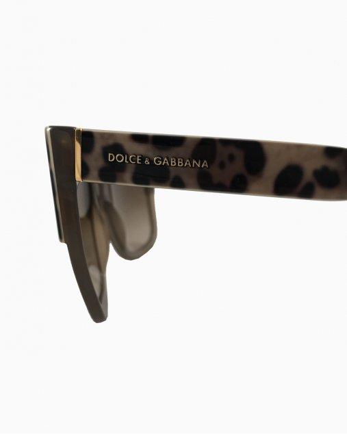 Óculos Dolce & Gabbana Bicolor