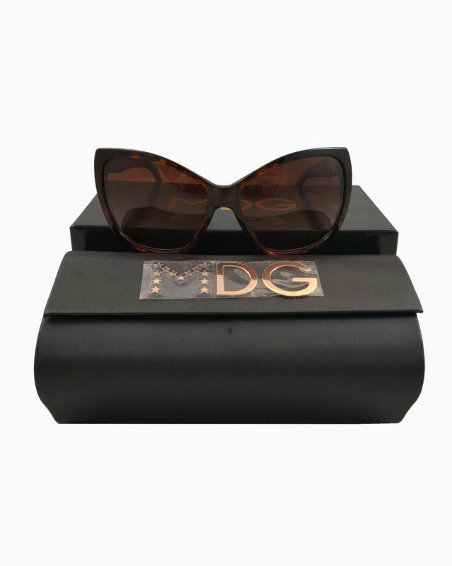 Óculos Dolce & Gabbana Madonna Tartaruga