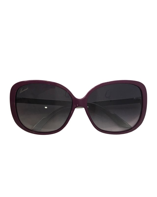 Óculos Gucci Oversized Acetato Roxo