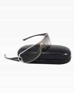 Óculos Gucci Prata