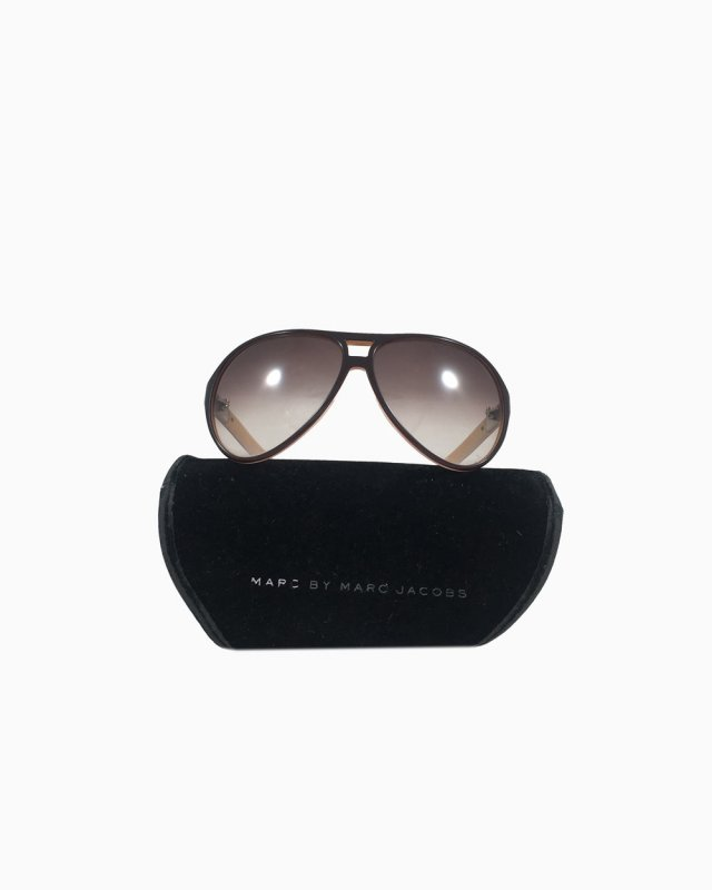 Óculos Marc by Marc Jacobs Marrom
