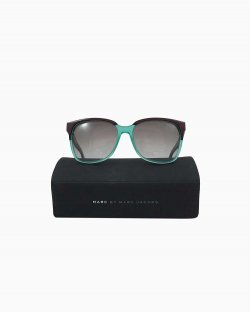 Óculos Marc By Marc Jacobs Marrom e Verde