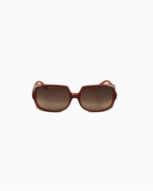 Óculos Michael Kors Quadrado Laranja