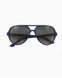 Óculos Rayban Aviador Acetato Azul