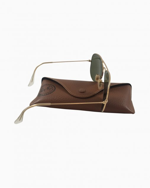 Óculos RayBan Aviator 3025 Dourado