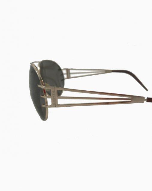 Óculos Roberto Cavalli Aviador Metal Prata