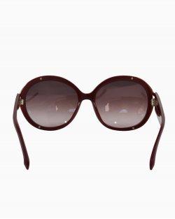 Óculos Salvatore Ferragamo Bordô SF780S