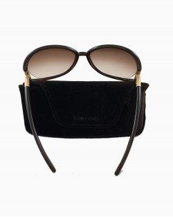 Óculos Tom Ford Olivia Marrom