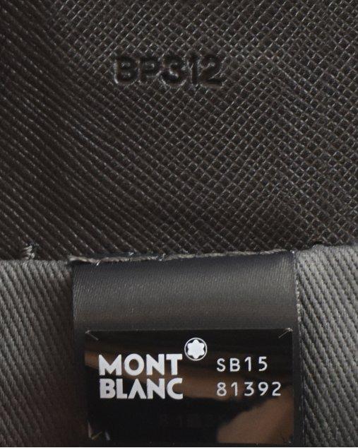 Pasta MontBlanc Monograma
