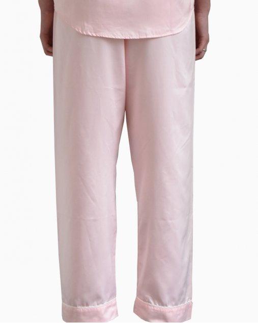 Pijama Oscar de La Renta Rosa
