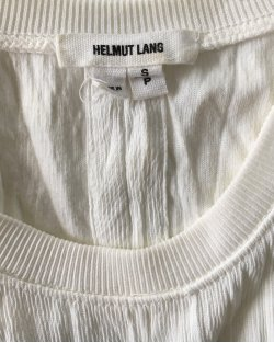 Regata Helmut Lang Off White