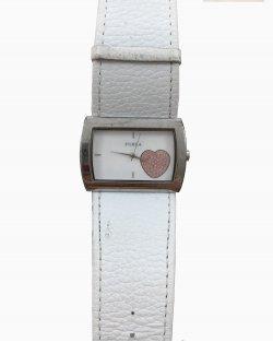 Relógio Furla Ocean Couro Branco