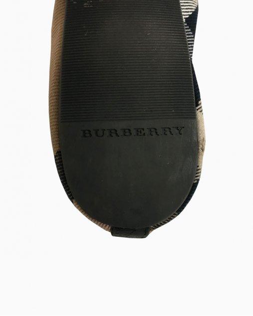 Sapatilha Burberry Novacheck Preta
