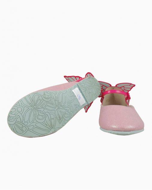 Sapatilha Infantil Sophia Webster Mini Evangeline Bicolor