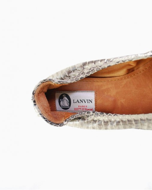 Sapatilha Lanvin