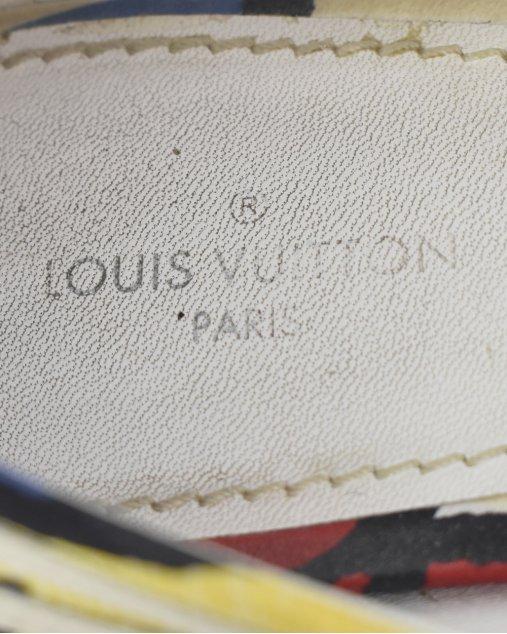 Sapatilha Louis Vuitton Estampada