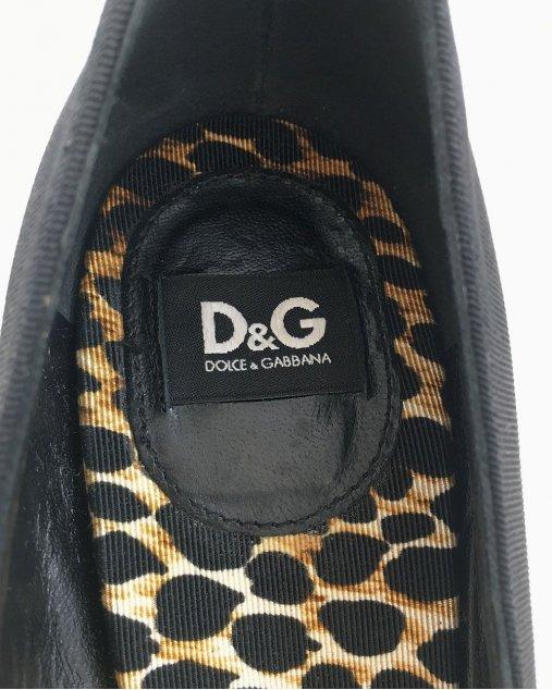 Sapato D&G Preto