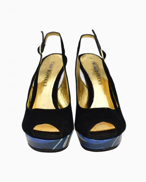 Sapato Emílio Pucci Preto