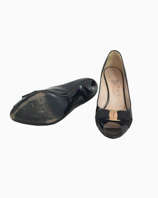 Sapato Ferragamo Preto
