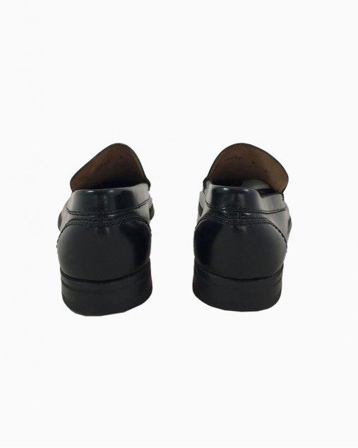 Sapato Ferragamo Masculino Preto Sola 8D
