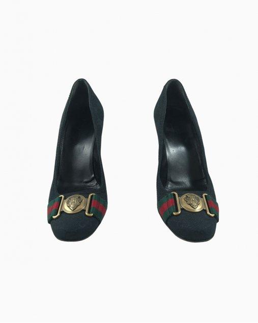 Sapato Gucci Monograma