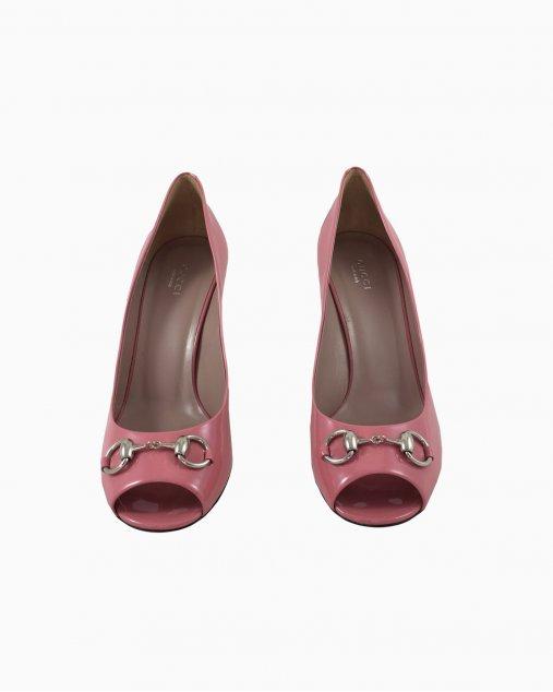 Sapato Gucci Rosa