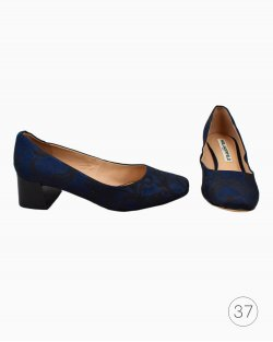 Sapato Karl Lagerfield Azul