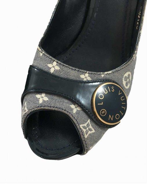 Sapato Louis Vuitton Monogram