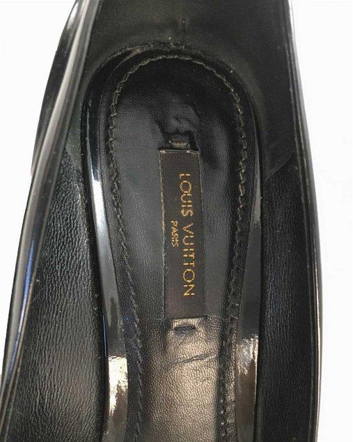 Sapato Louis Vuitton Preto