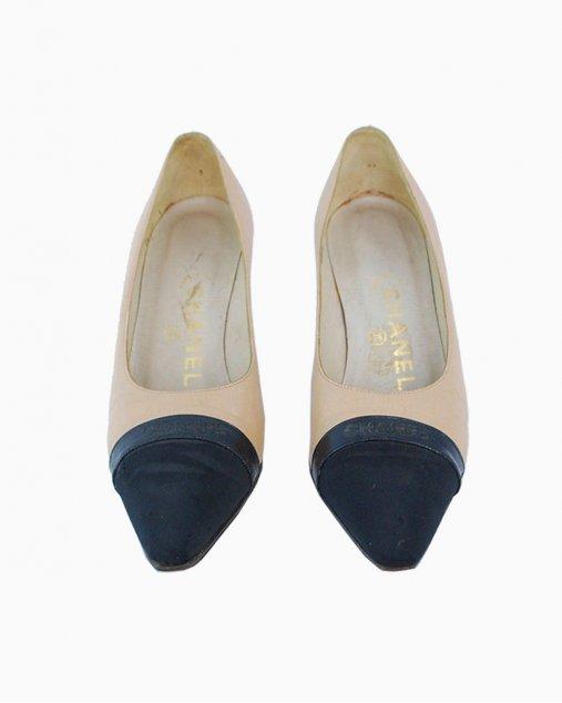 Sapato Scarpin Chanel