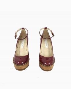 Sapato Stella McCartney Vermelho