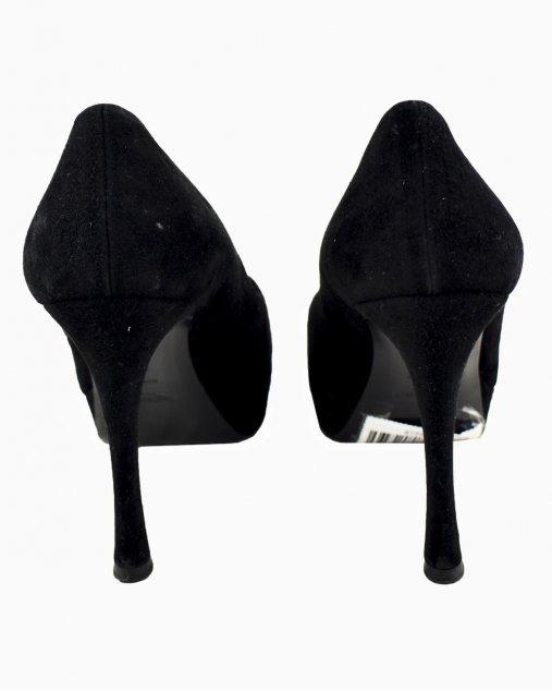 Sapato Yves Saint Laurent Preto