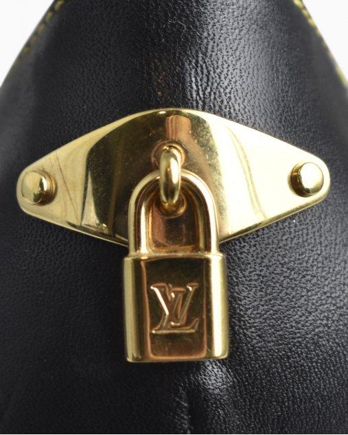 Scarpin Louis Vuitton Preto
