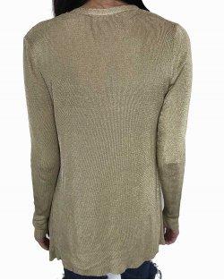 Suéter Gucci Dourado